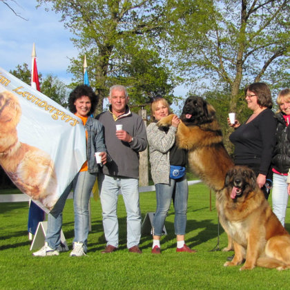 LATVIAN GOLDEN LEONBERGER-2014